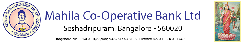 Mahila Co-Operative Bank Ltd